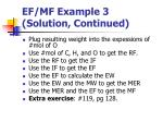 ef mf example 3 solution continued