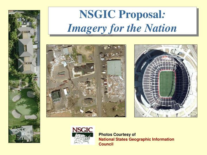 NSGIC Proposal