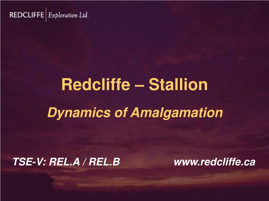 Redcliffe – Stallion