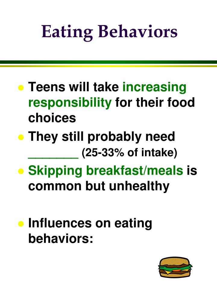 Eating Behaviors