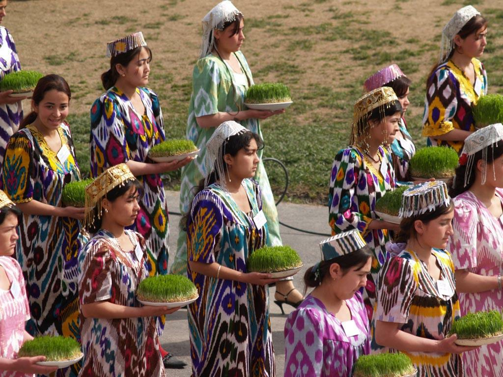 Jamshid Nowrooz Celebrations - Tajikistan