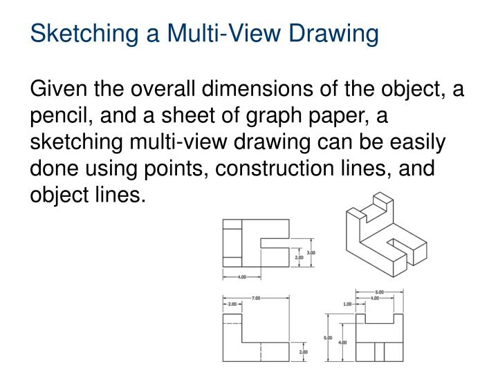 Sketching a