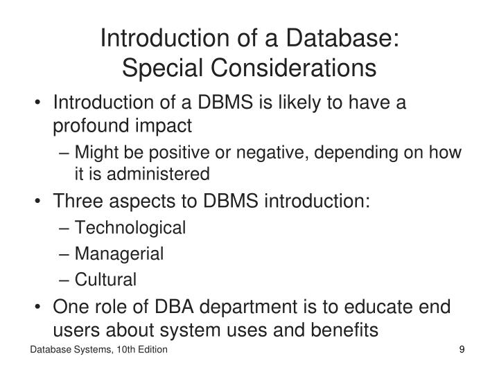 Ppt Database Systems Design Implementation And