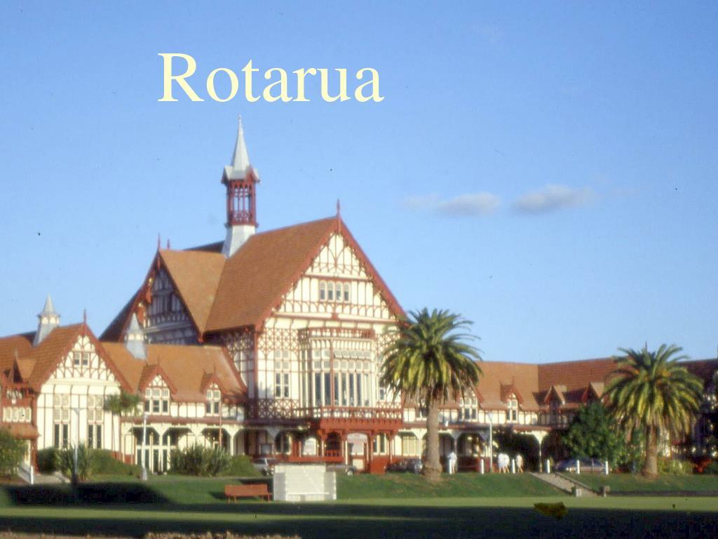 Rotarua