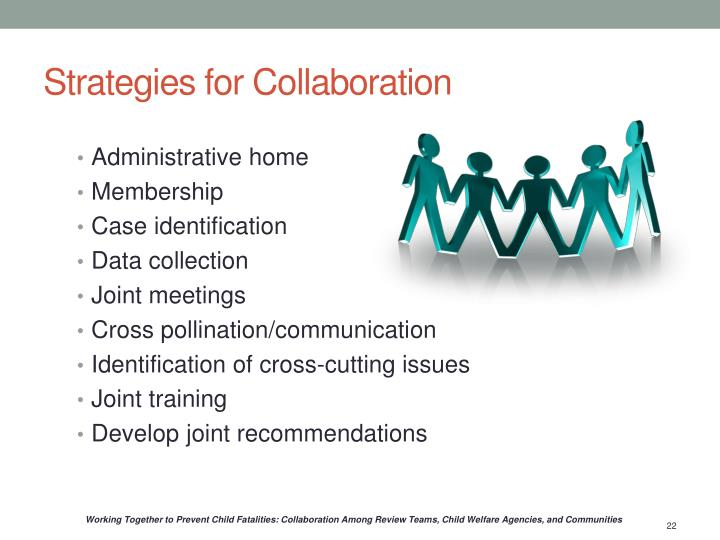 Strategies for Collaboration
