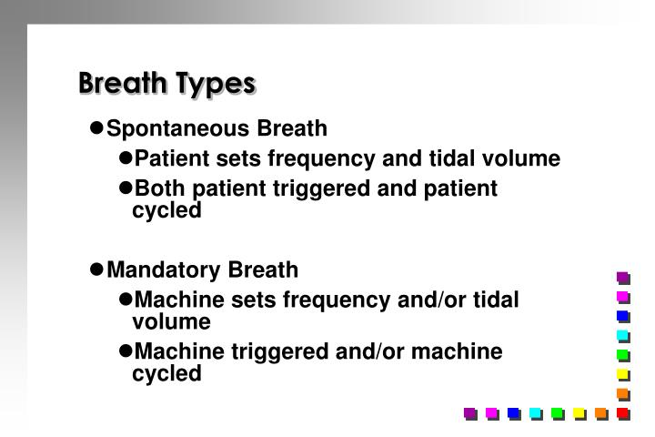 Breath Types