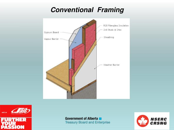 Conventional  Framing