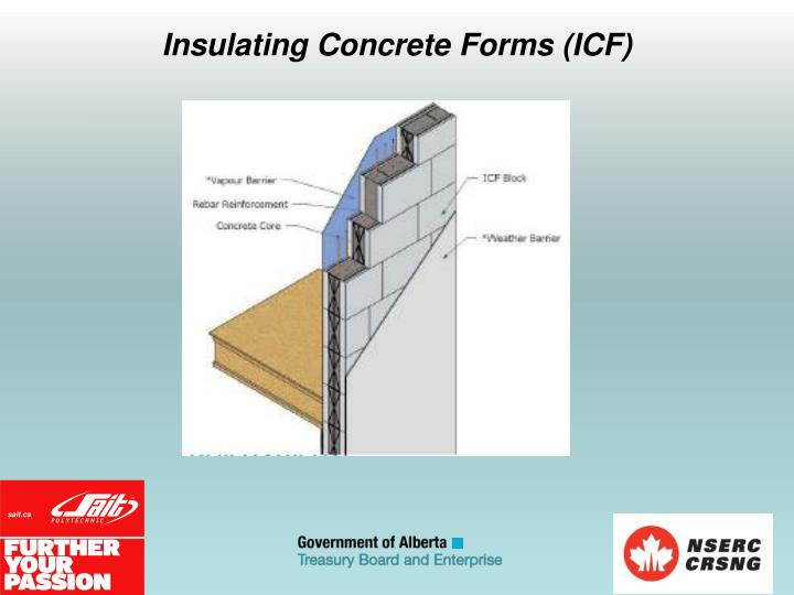 Insulating Concrete Forms (ICF)