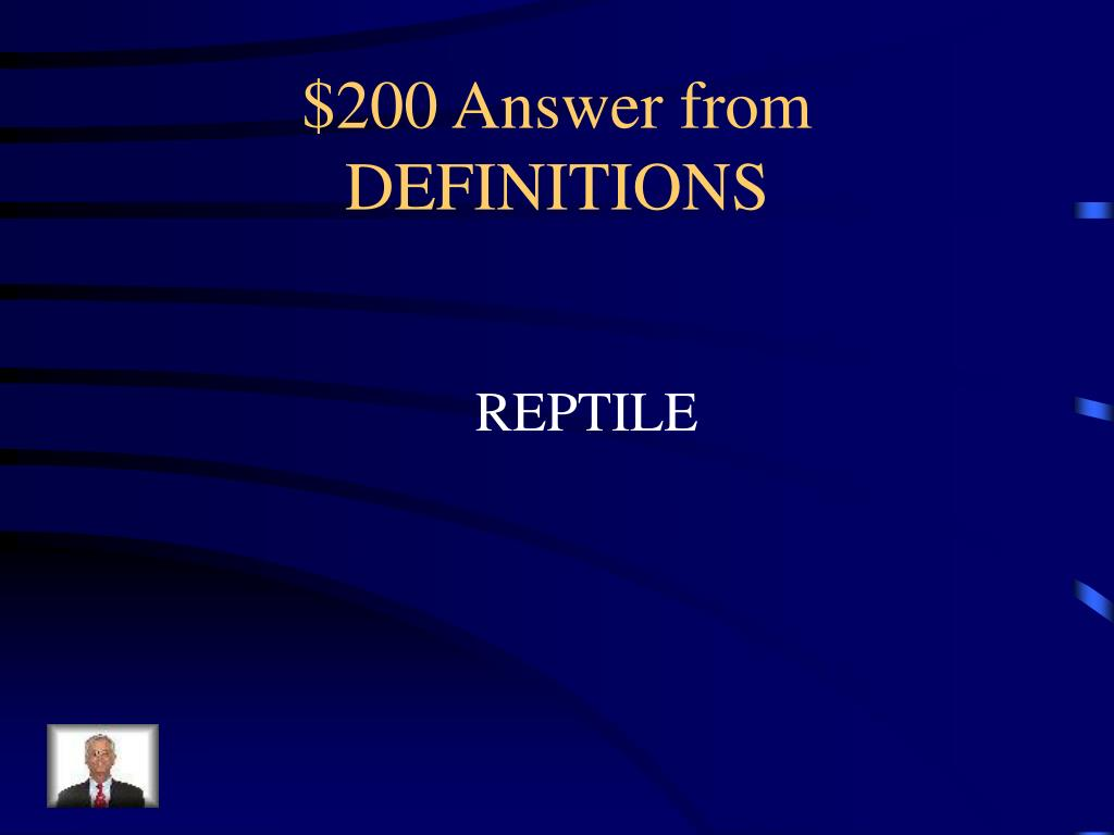 $200 Answer from DEFINITIONS