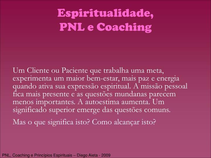Espiritualidade,
