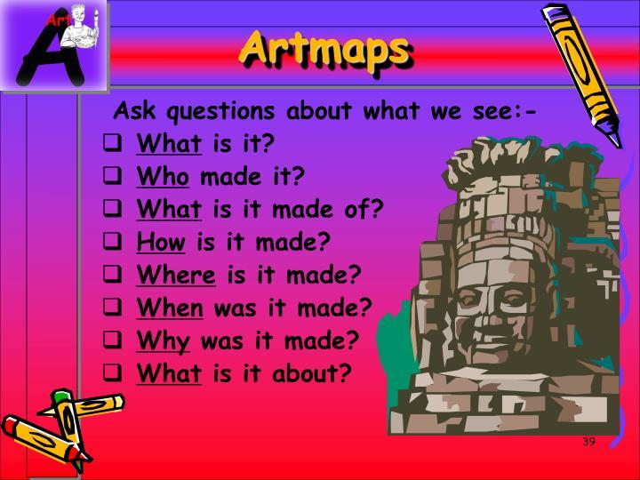 Artmaps