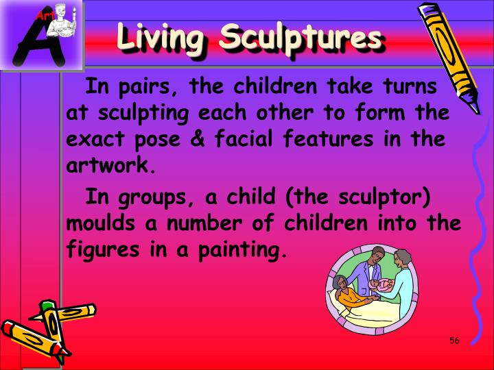 Living Sculptur