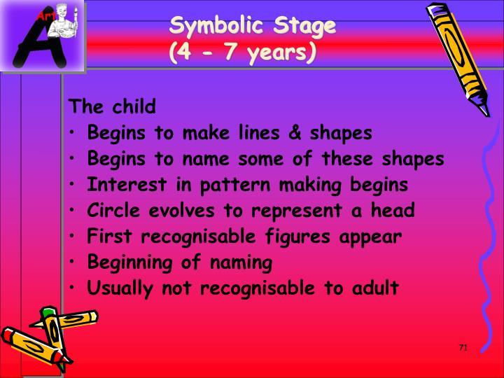 Symbolic Stage