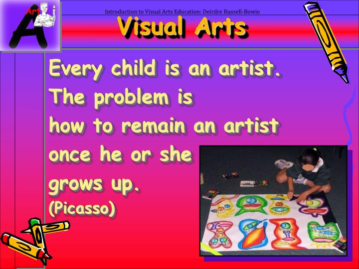 Visual arts