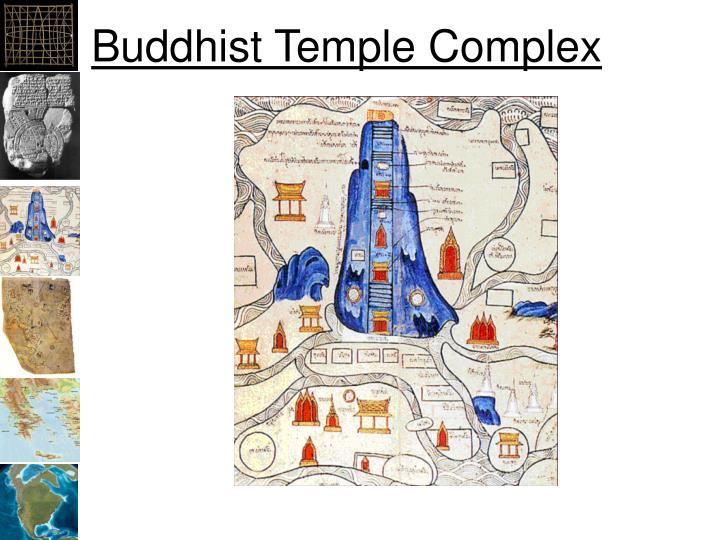Buddhist Temple Complex