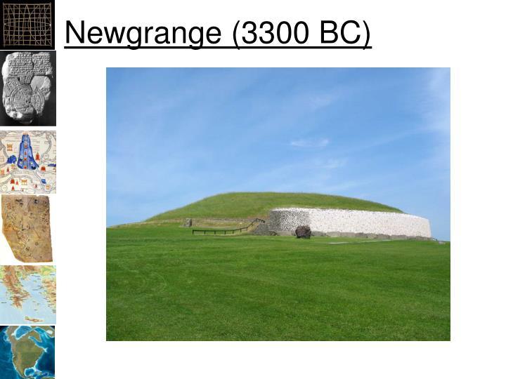 Newgrange (3300 BC)