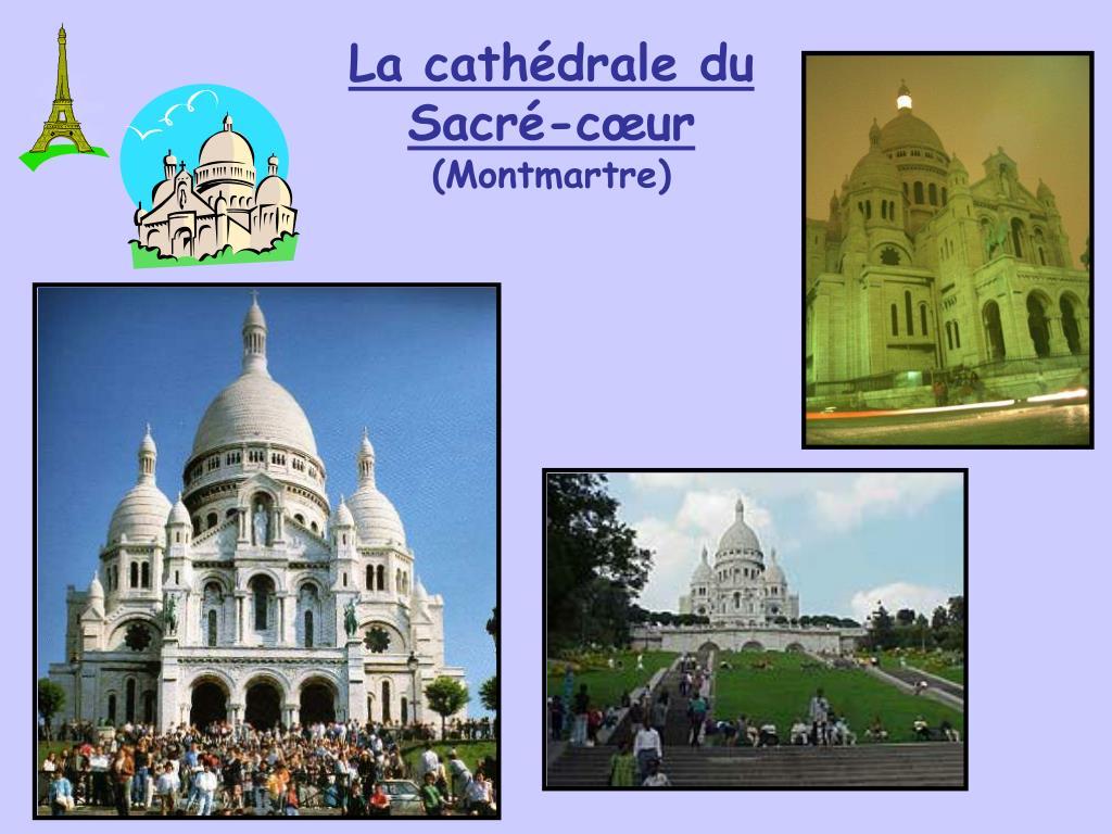 La cathédrale du Sacré-cœur