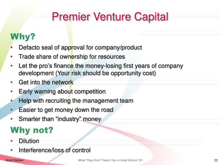 Premier Venture Capital