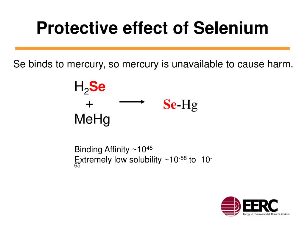 Protective effect of Selenium