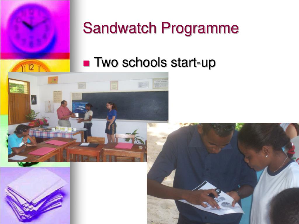 Sandwatch Programme