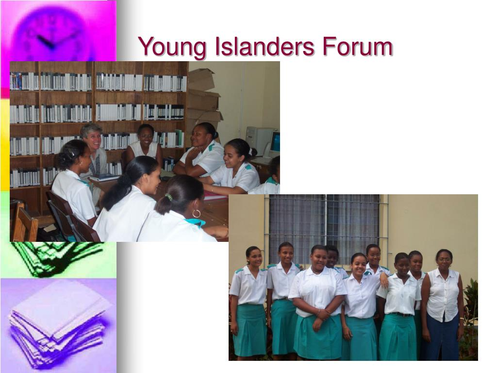 Young Islanders Forum