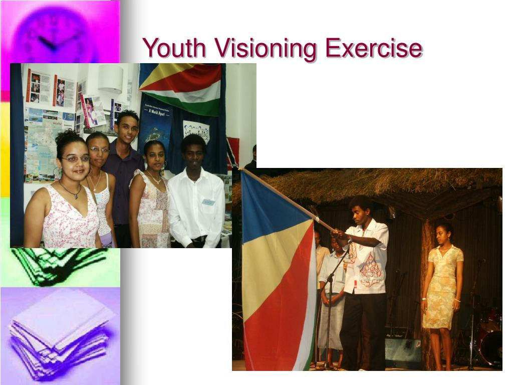 Youth Visioning Exercise