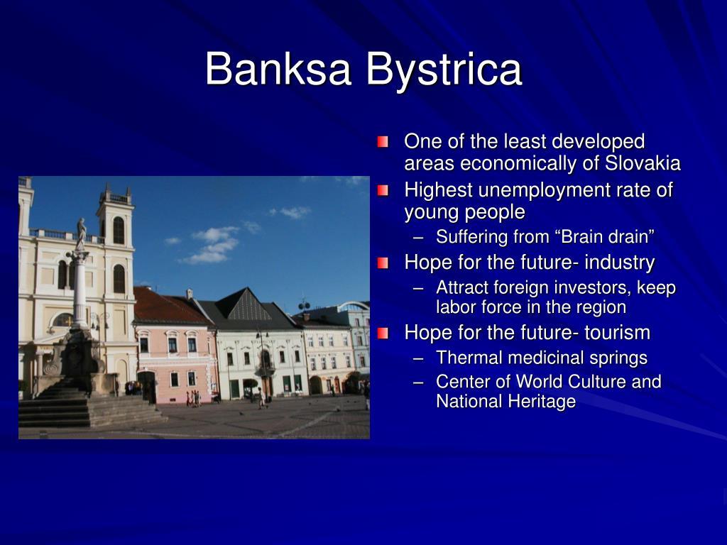 Banksa Bystrica