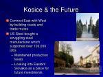 kosice the future