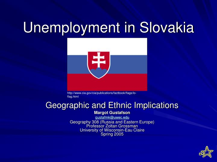 Unemployment in slovakia l.jpg