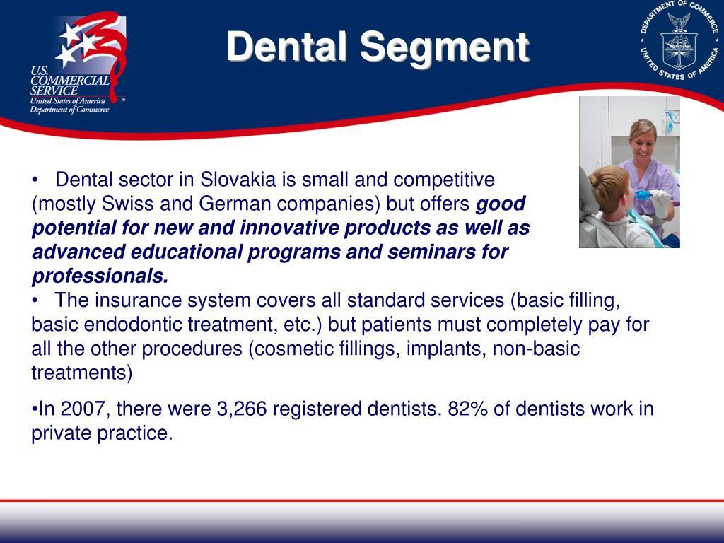 Dental Segment