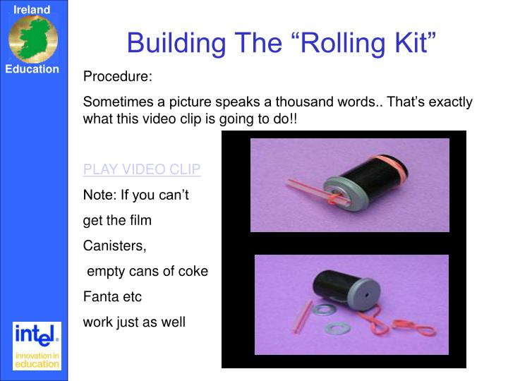 """Building The """"Rolling Kit"""""""