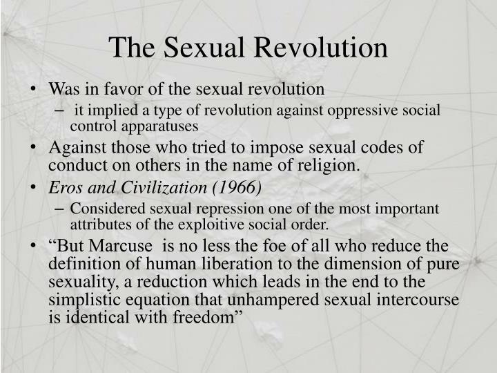 The Sexual Revolution