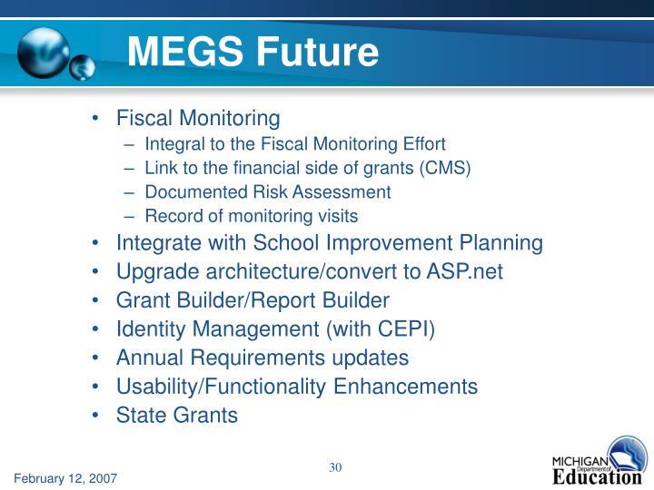 MEGS Future