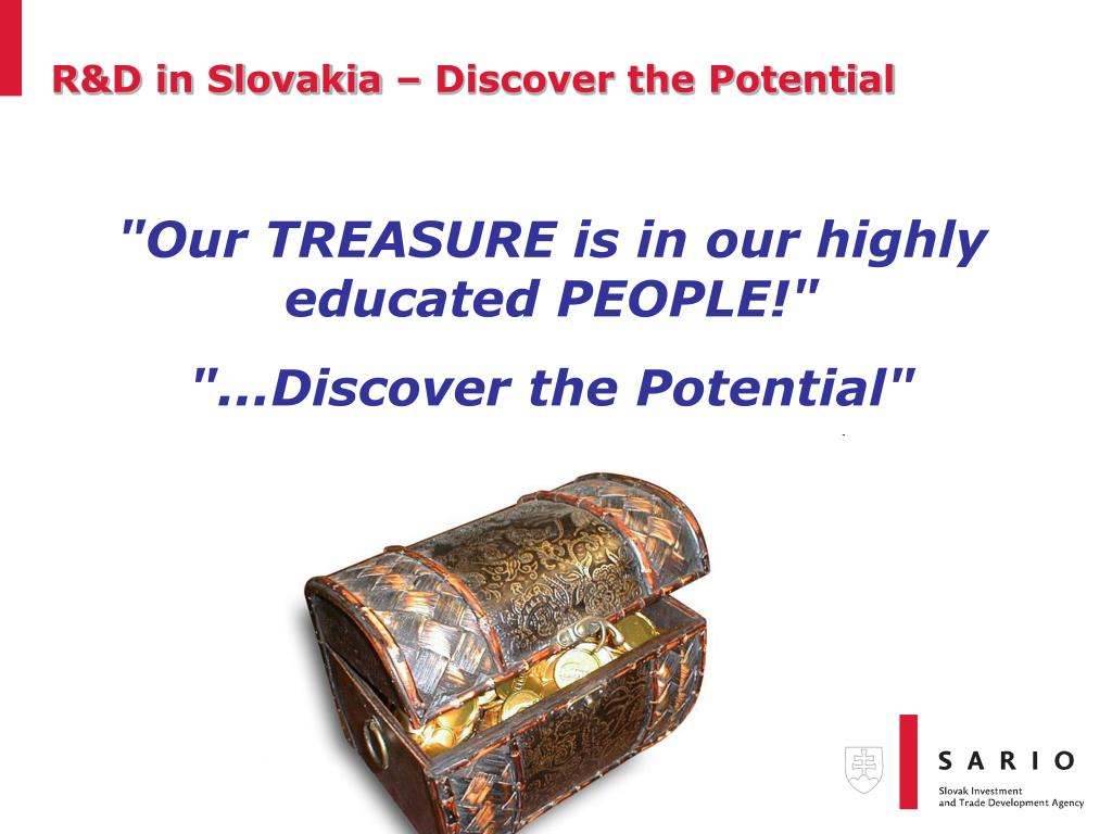 R&D in Slovakia – Discover the Potential