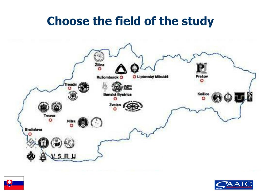 Choose the field of the study