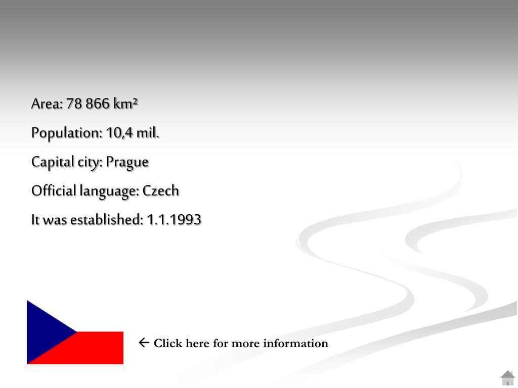 Area: 78 866 km²