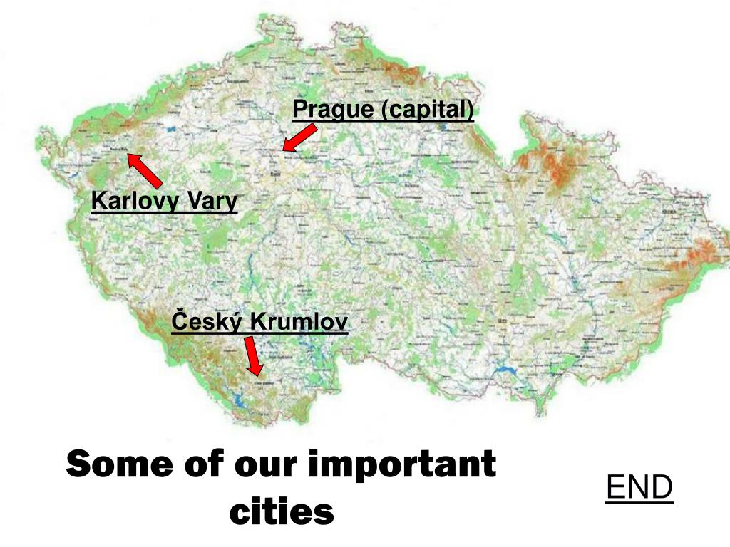 Some of our important cities