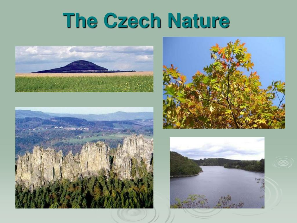 The Czech Nature