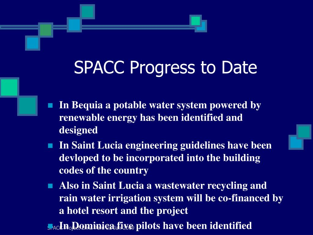 SPACC Project Lima Peru 22 Jan 2009