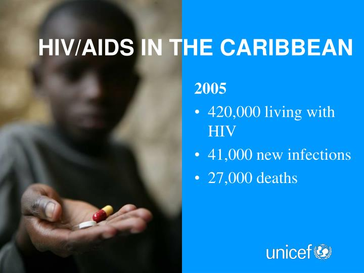 Hiv aids in the caribbean