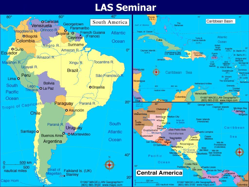 LAS Seminar