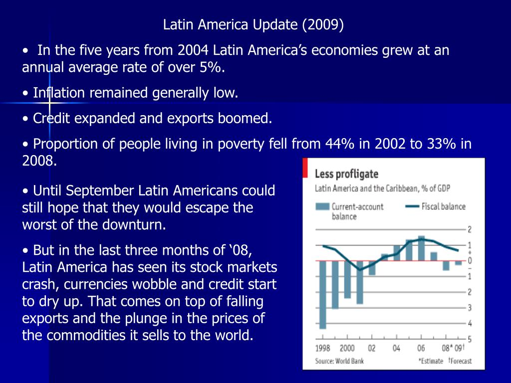 Latin America Update (2009)
