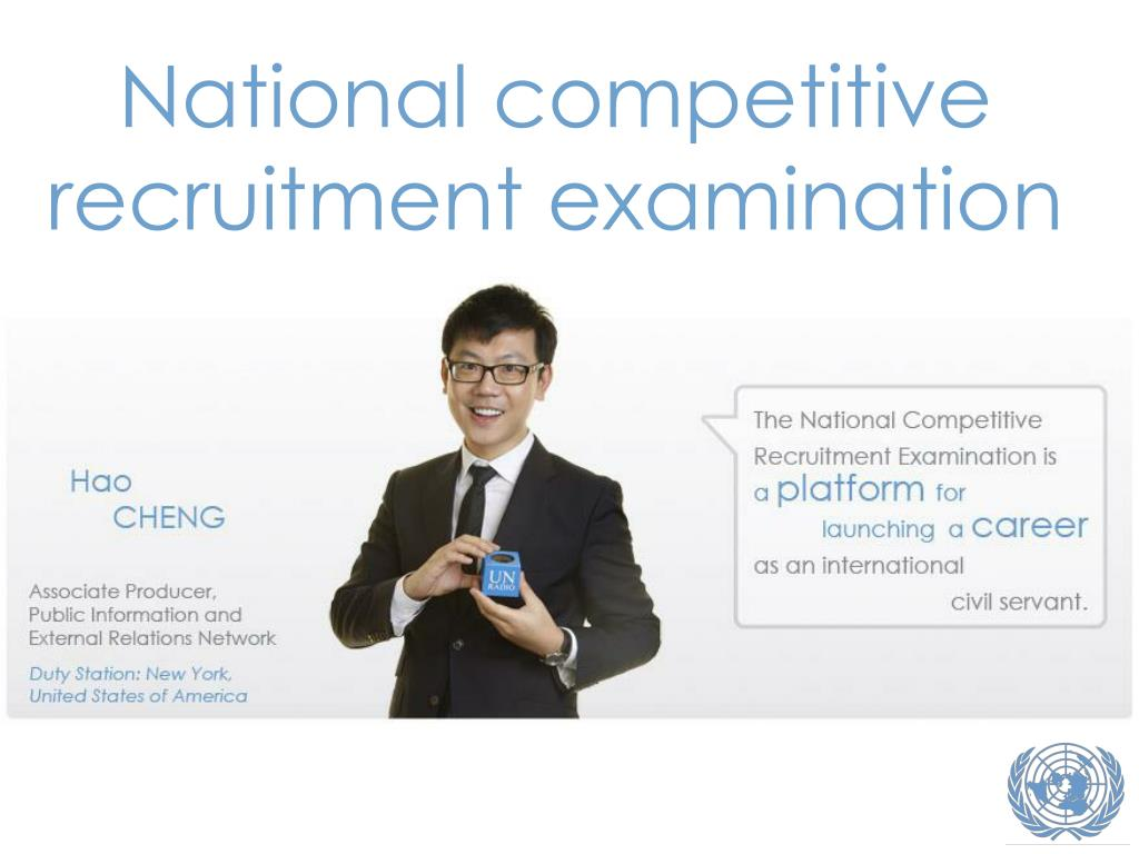 National competitive