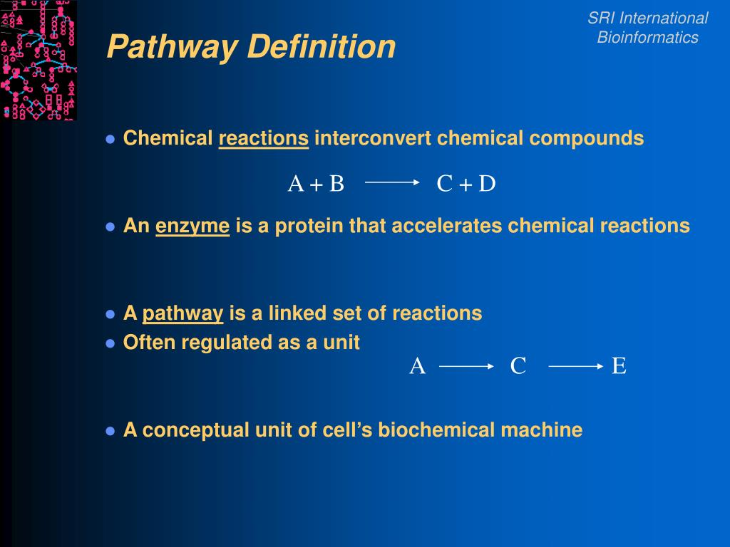 Pathway Definition