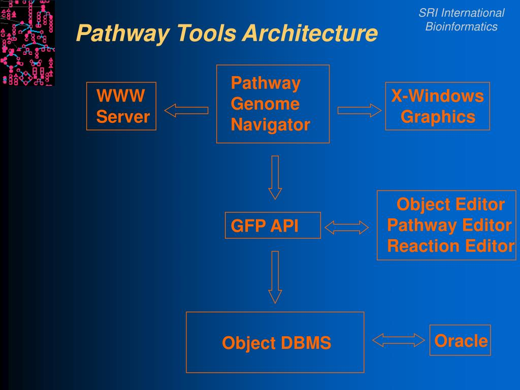 Pathway Tools Architecture