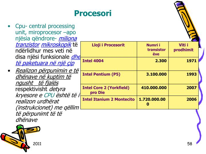 Procesori