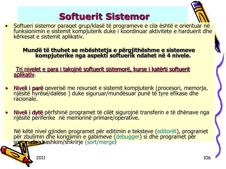 Softuerit Sistemor