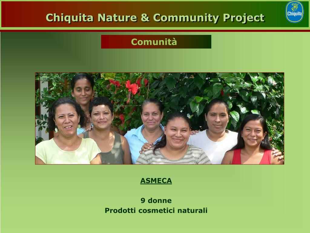 Chiquita Nature & Community Project