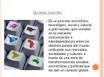 globalizaci n