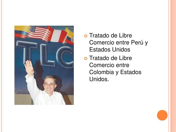 Tratado de Libre Comercio entre Perú y Estados Unidos